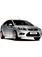 Ford Focus CNG