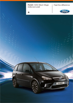 Ford C-Max Black Magic
