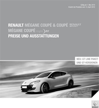 Renault Megane Coupe Sport